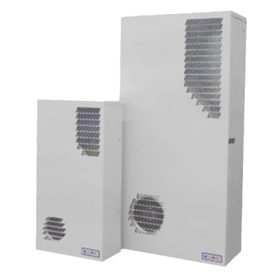 Telecom Cross Flow Heat Exchangers