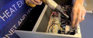 Temperature Control Board Access